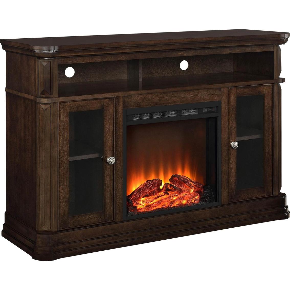 Altra Brooklyn 50 In Fireplace Tv Console Media