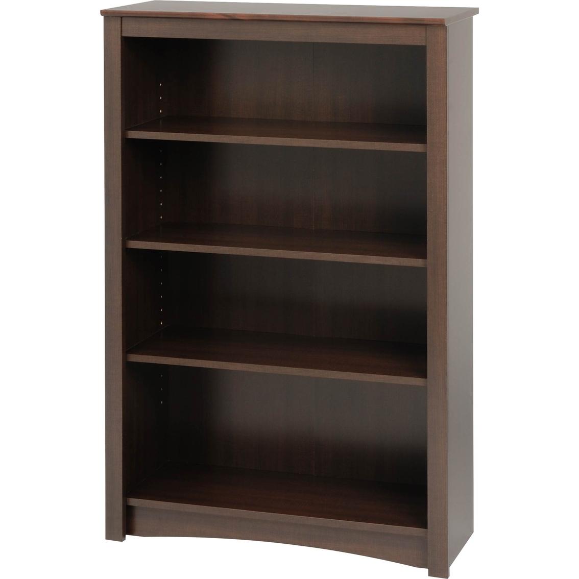 Prepac 4 Shelf Bookcase