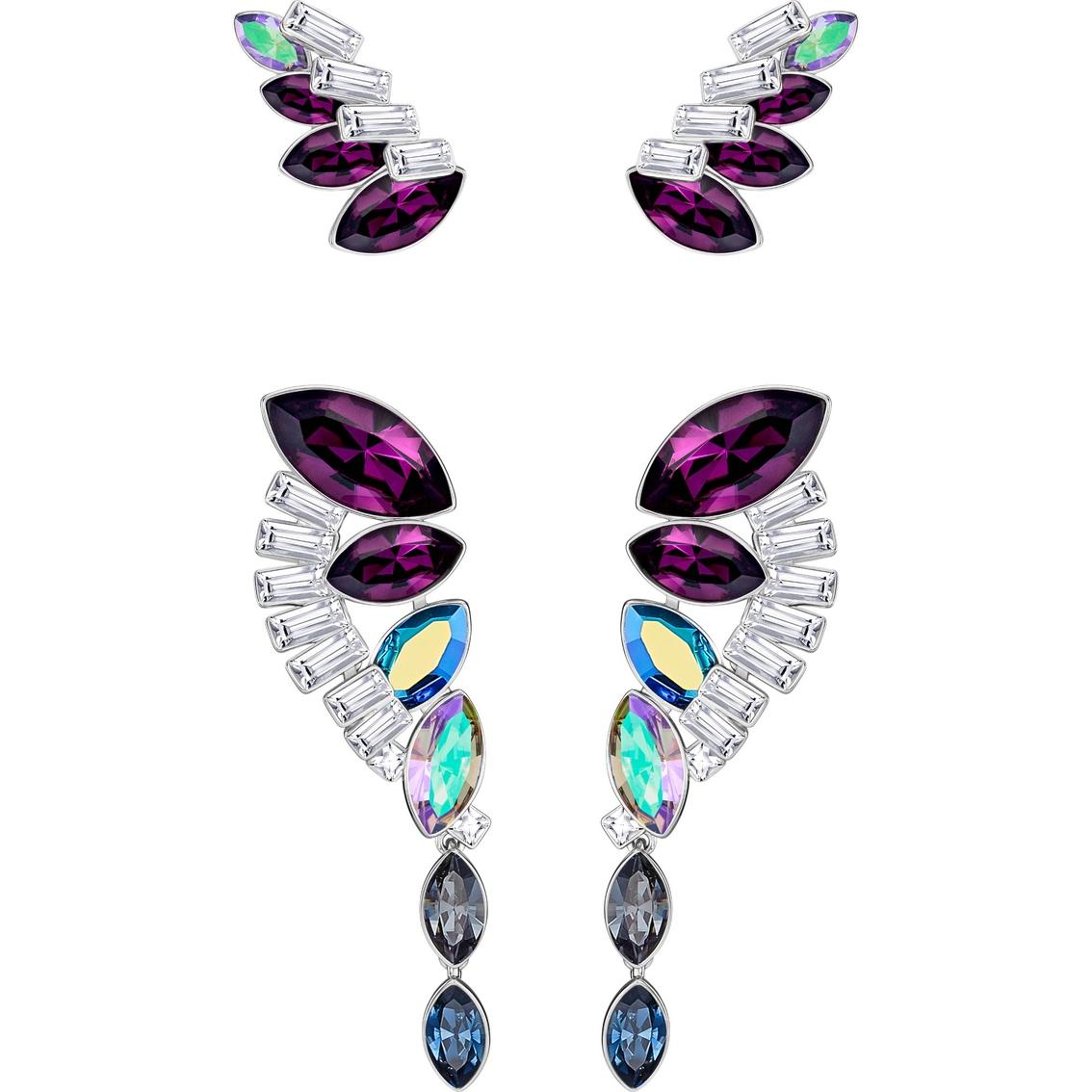 46252bd1d Swarovski Cosmic Pierced Earring Set   Crystal Jewelry   Jewelry ...