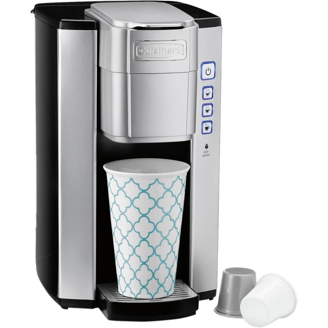 Cuisinart Compact Single Serve Coffeemaker