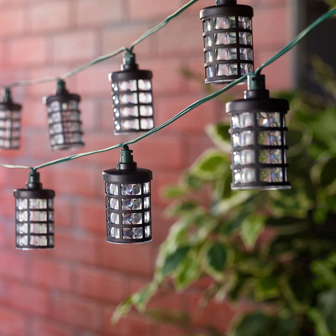 Smart Solar Amalia String Lights