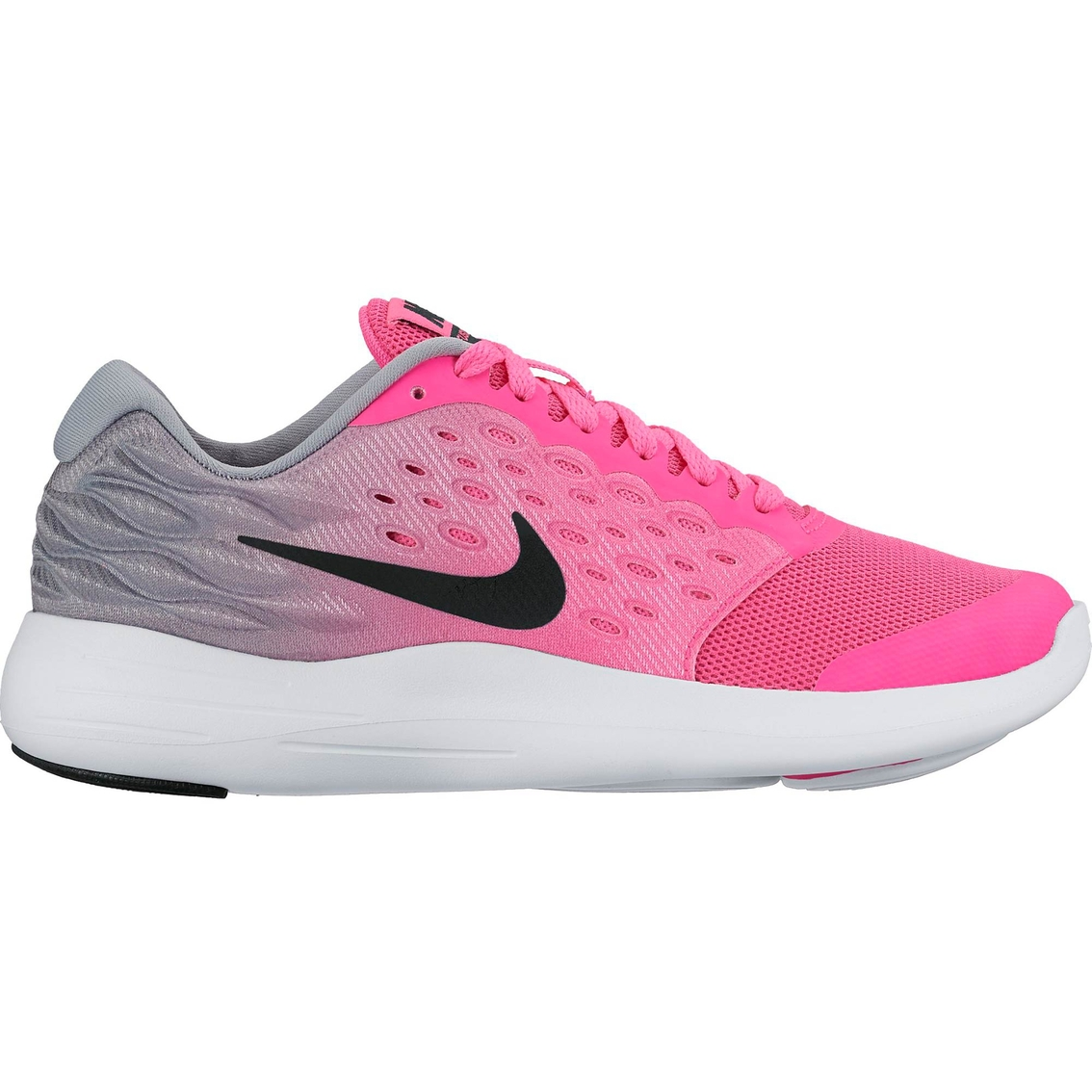 e49f189f1cb8 Nike Grade School Girls Lunarstelos Running Shoes