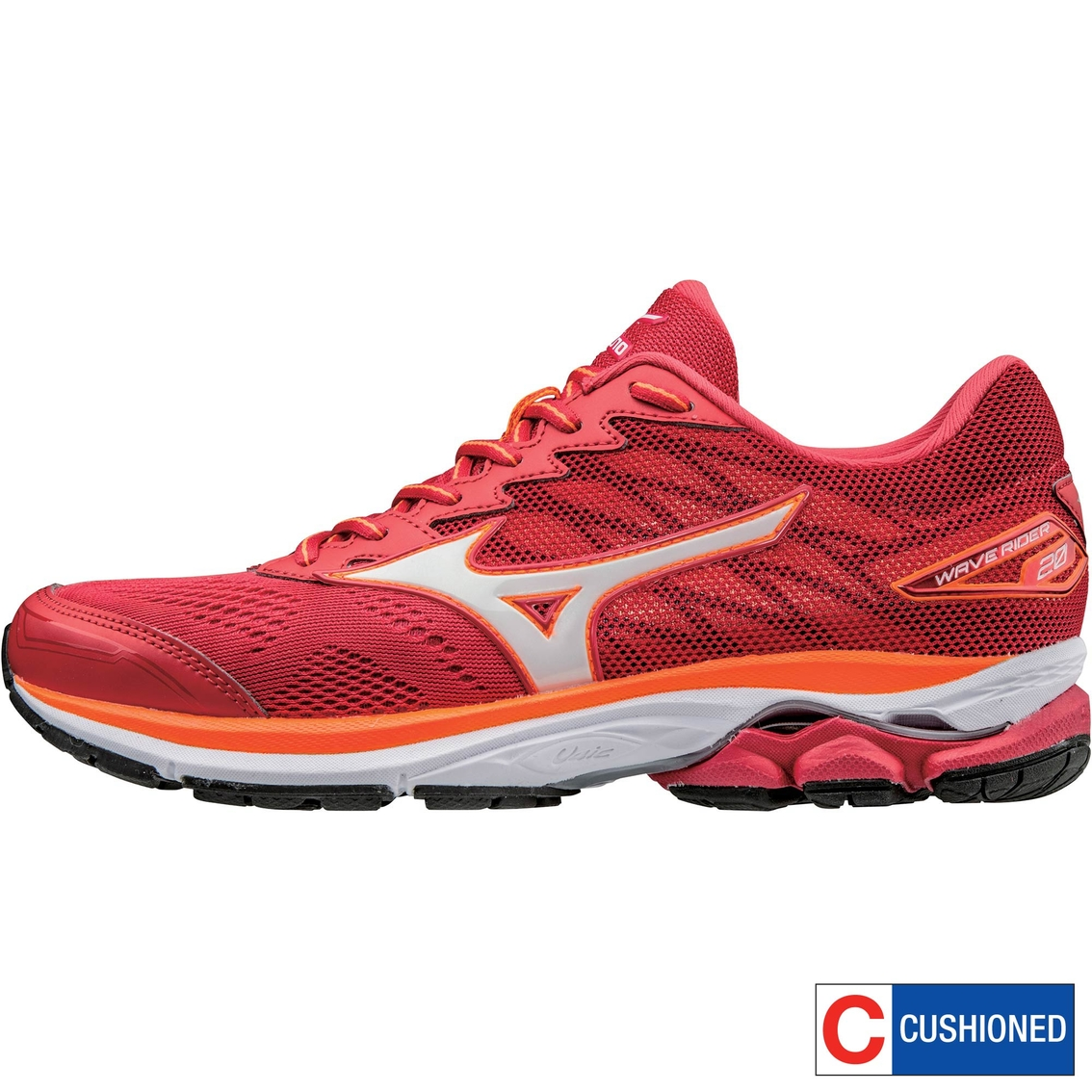 mizuno womens volleyball shoes size 8 x 3 feet red army