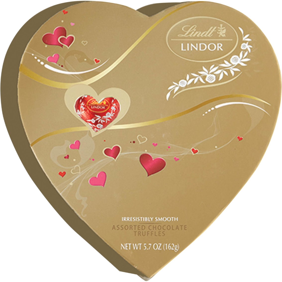 Lindt Assorted Chocolate Truffles Heart Box Valentine S Day Shop