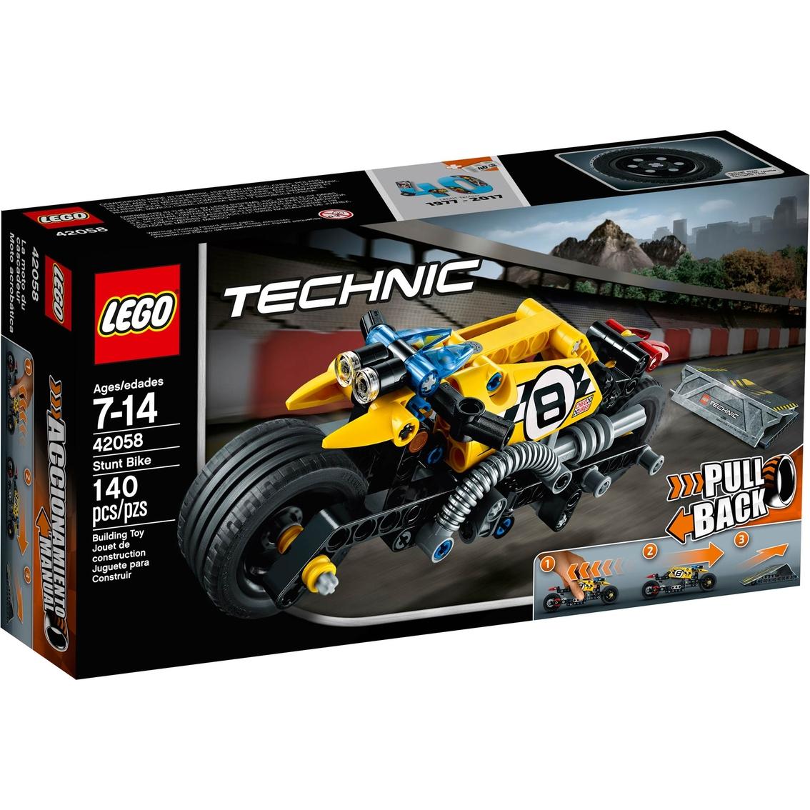 Lego Technic Stunt Bike Lego Technic Baby Toys Shop The Exchange