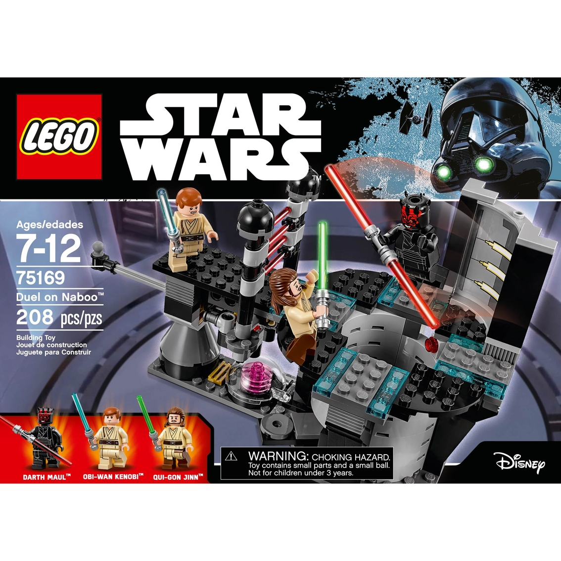 Lego star wars duel on naboo