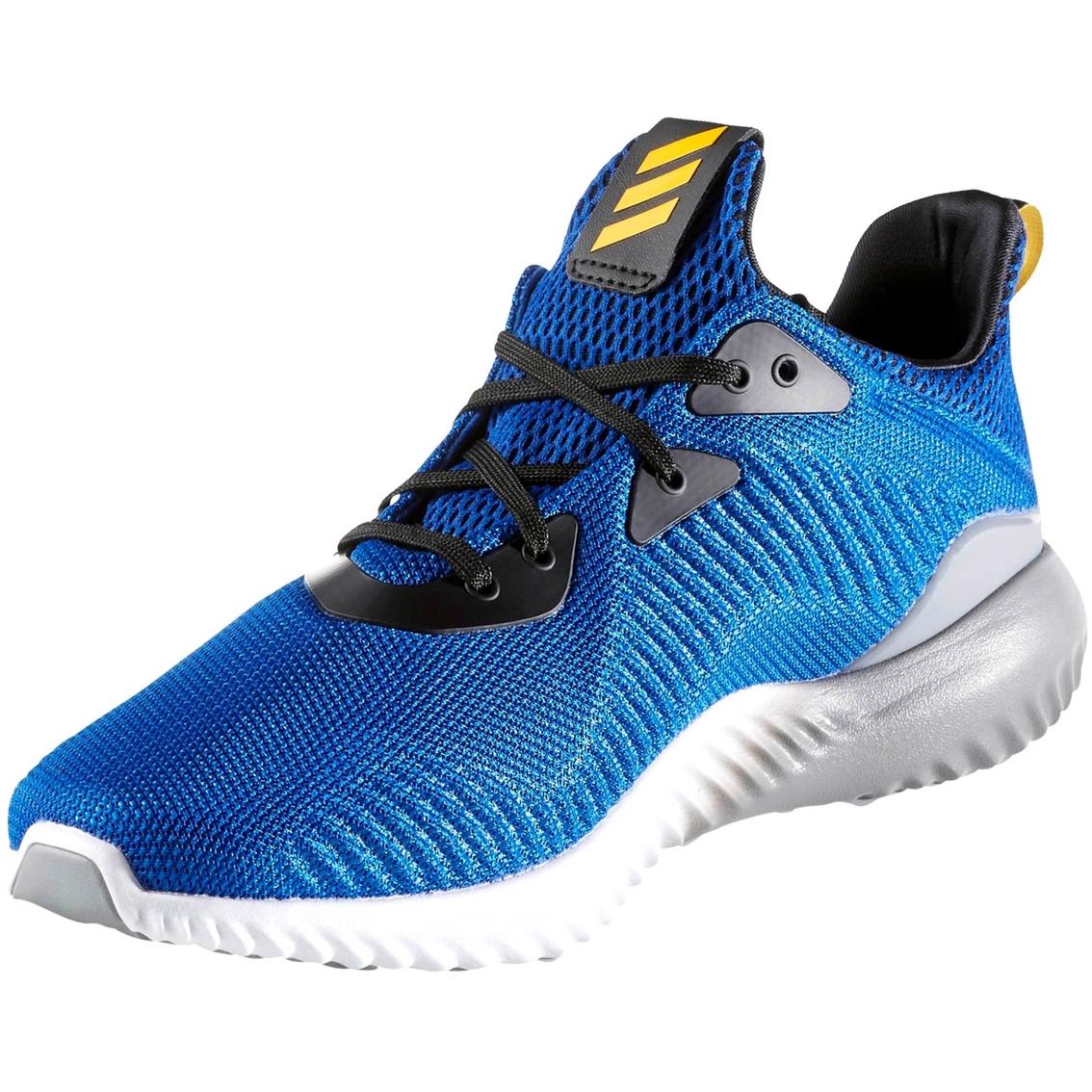 buy popular 99328 169b5 adidas Mens Alpha Bounce Running Shoes