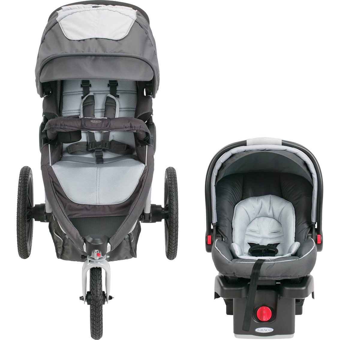 Graco Relay Performance Jogger Click Connect Travel System
