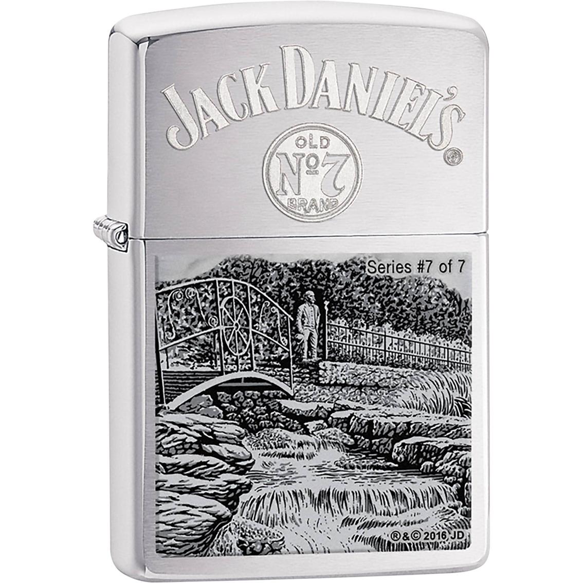 Zippo Jack Danielu0027s Old No 7 Logo Lighter  sc 1 st  ShopMyExchange.com & Zippo Jack Danielu0027s Old No 7 Logo Lighter   Lighters   More   Shop ...