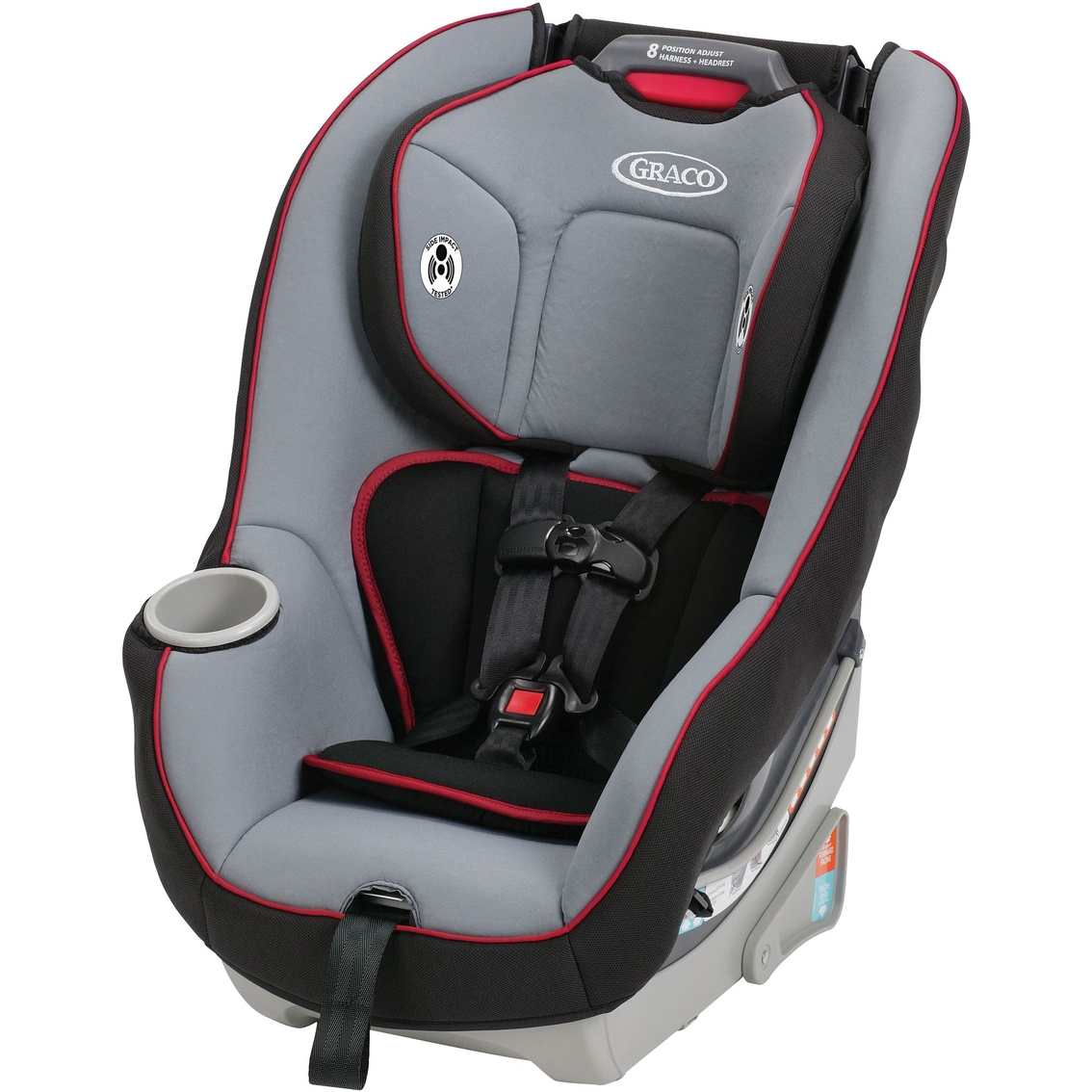 Graco Size4me 65 Convertible Car Seat Owner S Manual border=