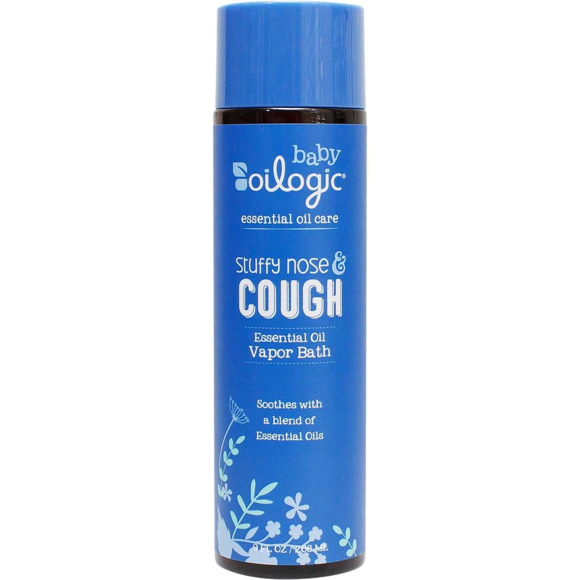 Oilogic 9 Oz Stuffy Nose And Cough Essential Oil Vapor Bath Medicinal Oils Baby Toys Shop The Exchange