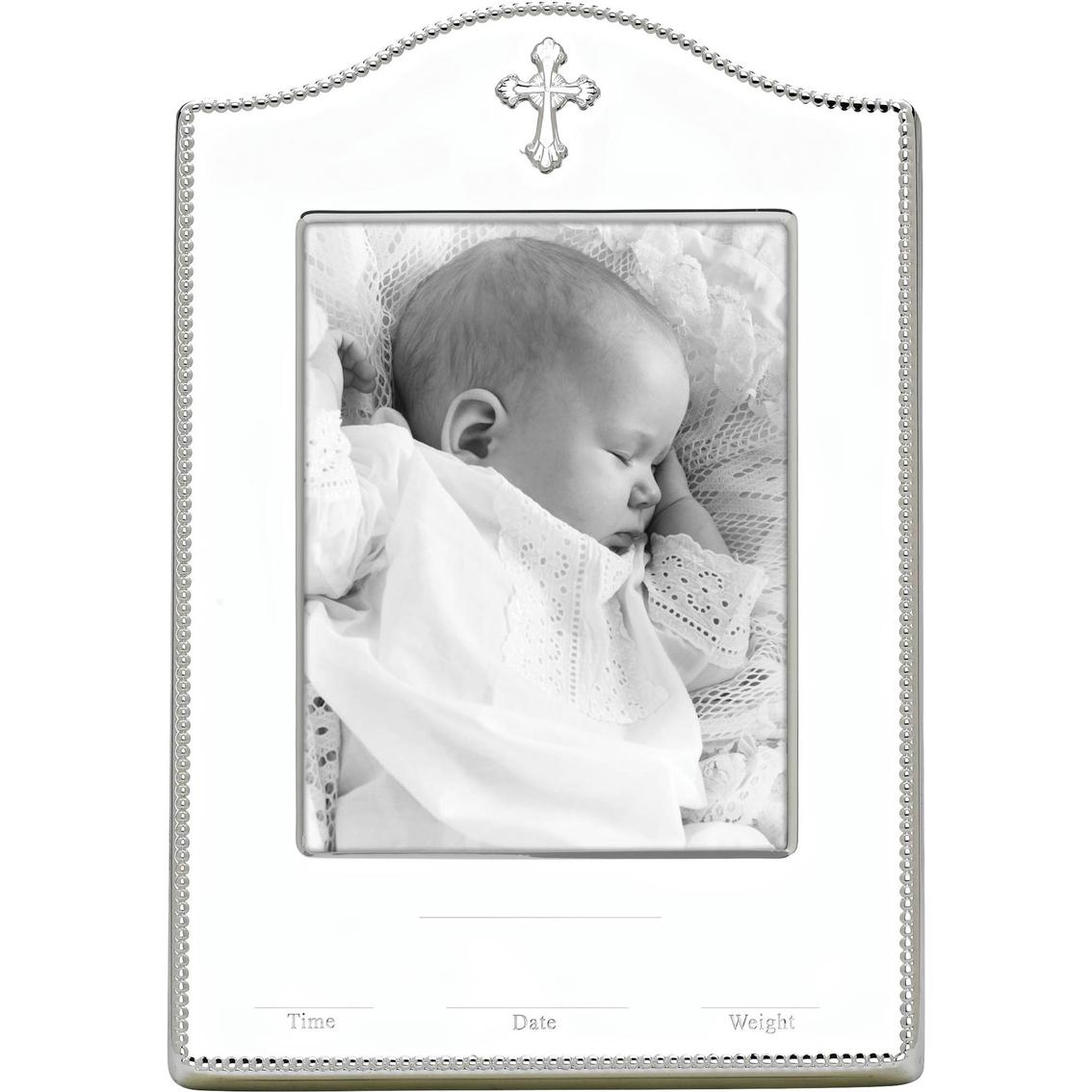 Reed Barton Abbey Birth Record 4 X 6 In Frame By Lenox Frames