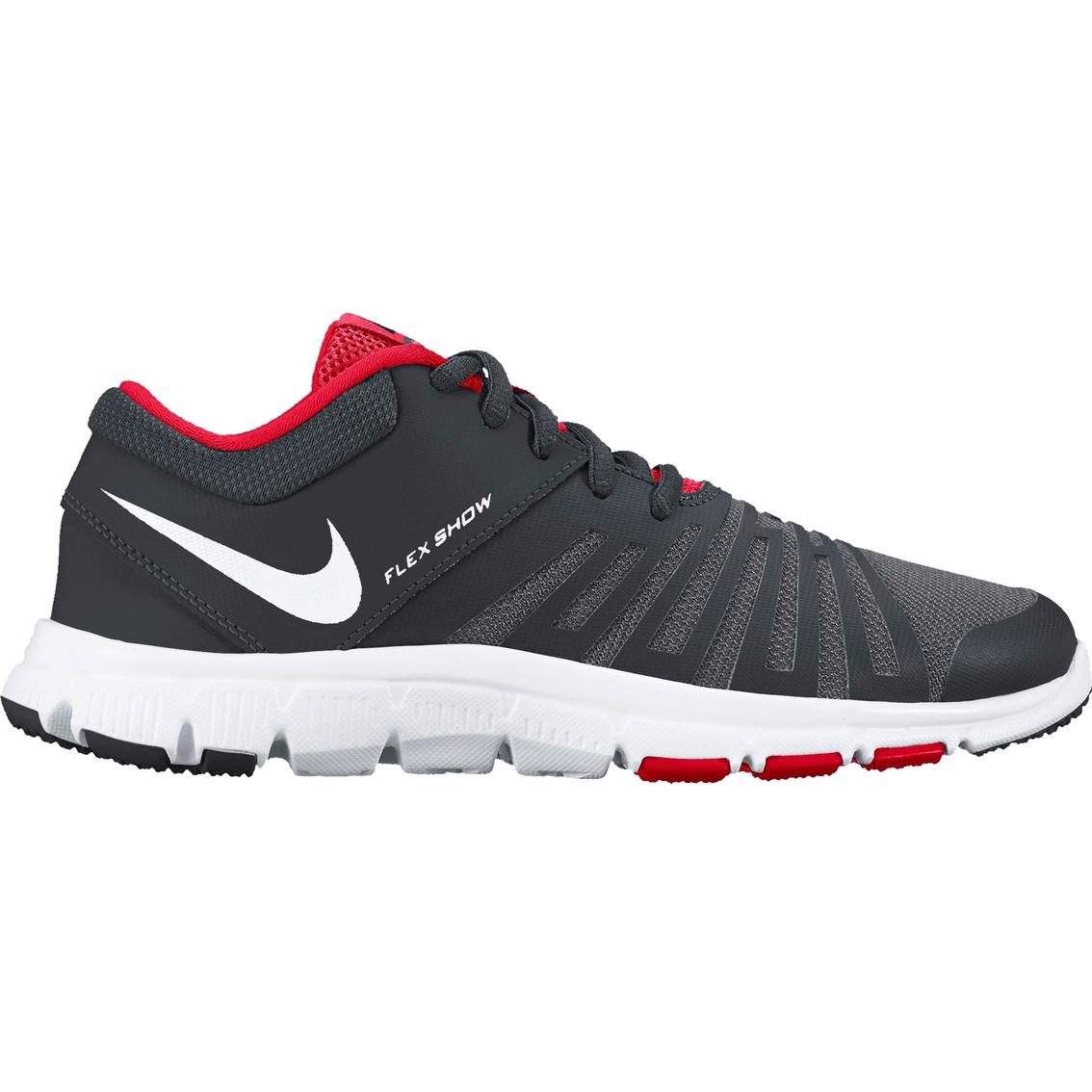 dedf59e55661 Nike Preschool grade School Boys Flex Show Tr 5 Training Shoes ...