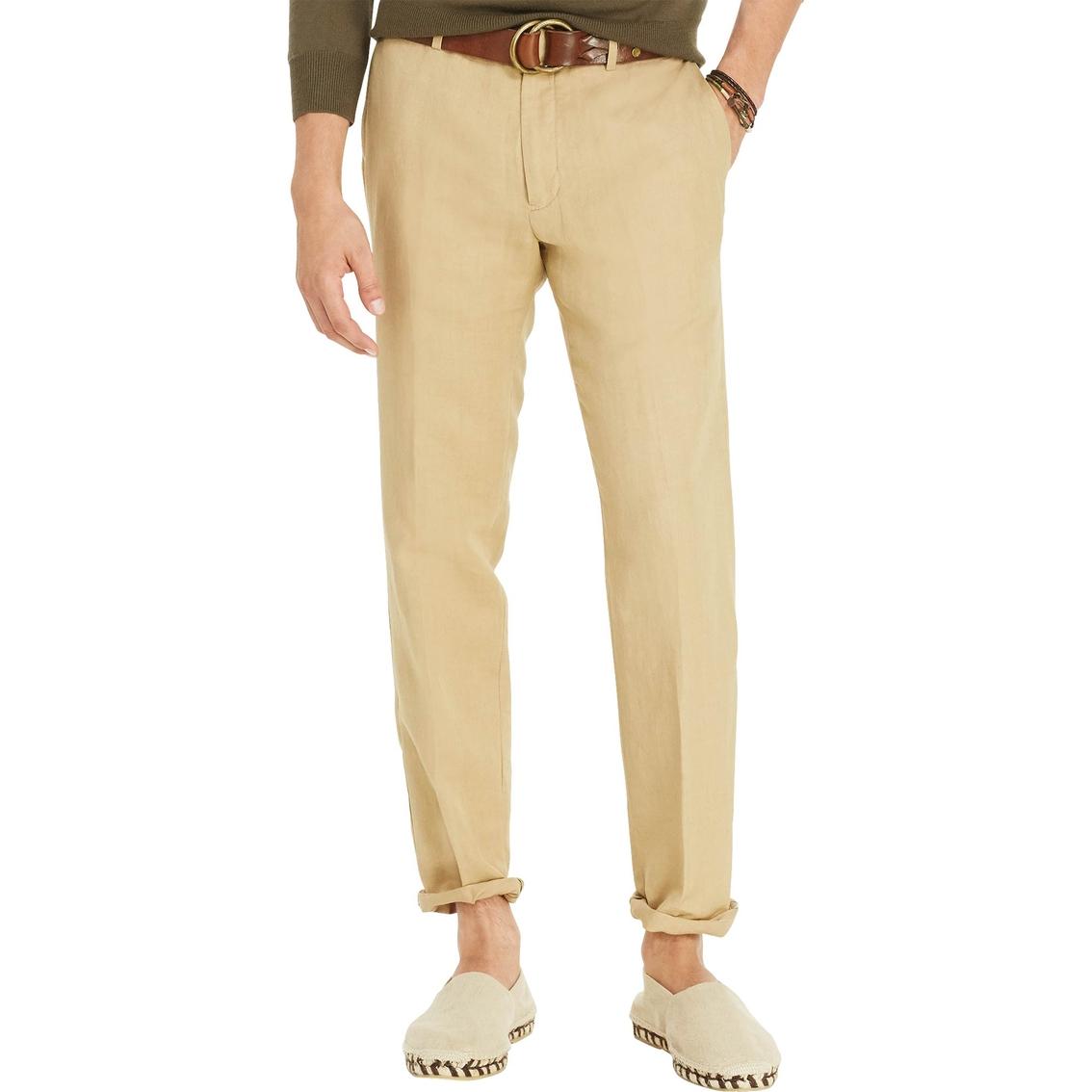 Pants Polo Chino Ralph Lauren Classic Fit Linen Blend mvN8n0wO