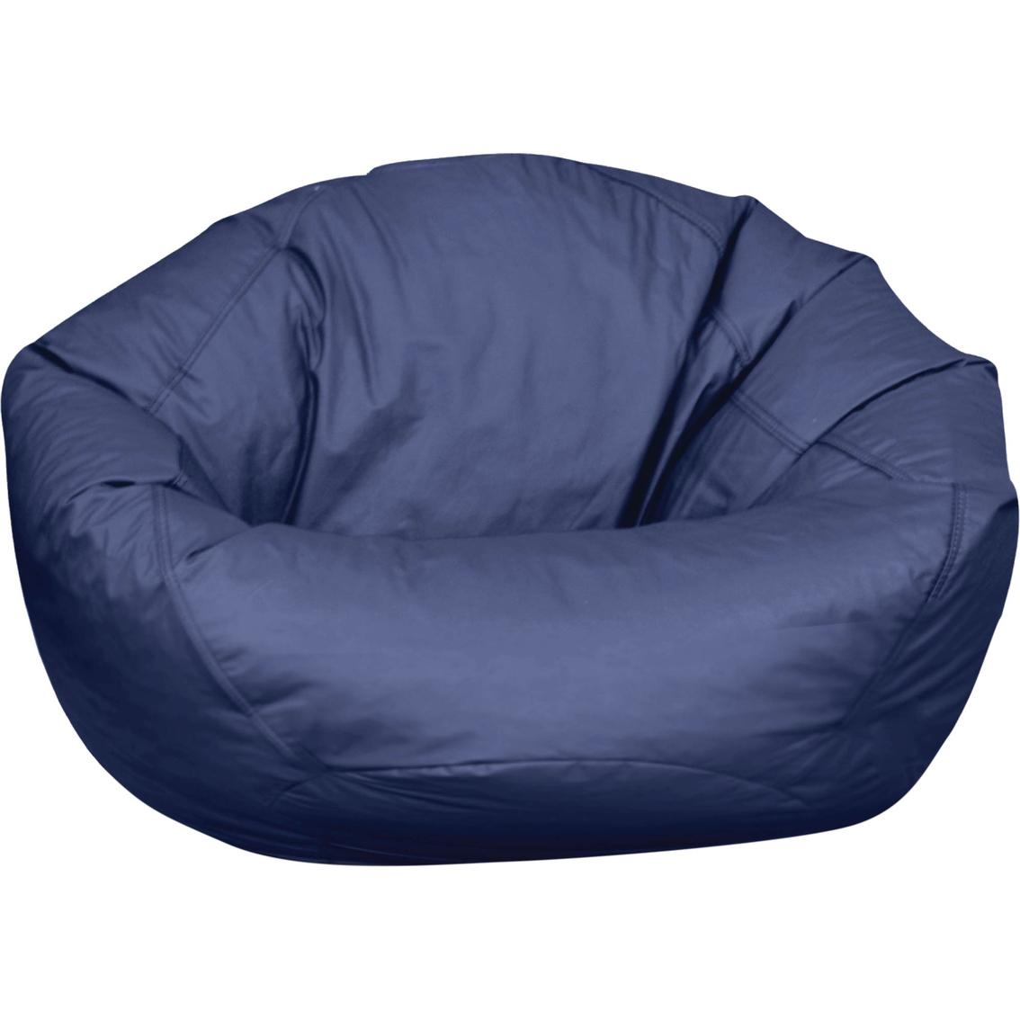 Jordan Manufacturing Small Clic Bean Bag Chair
