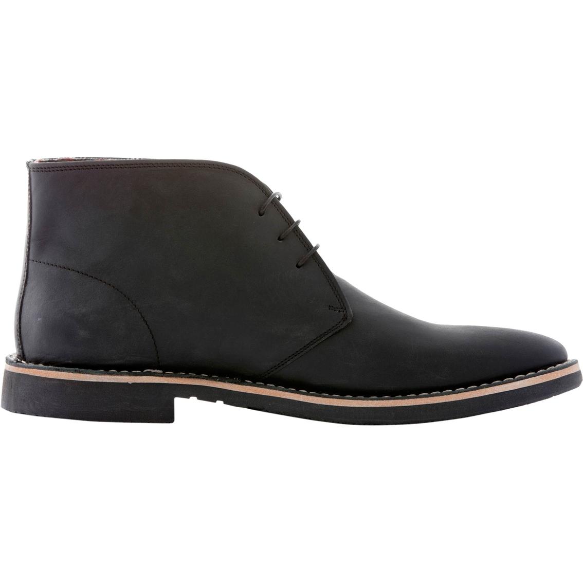 ben sherman collin stichout chukka boots casual shoes