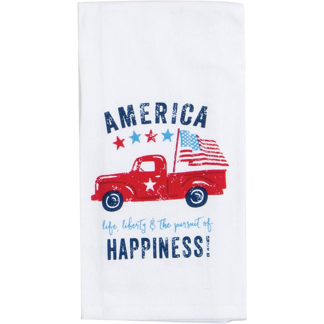 Kay Dee Designs America Flour Sack Towel