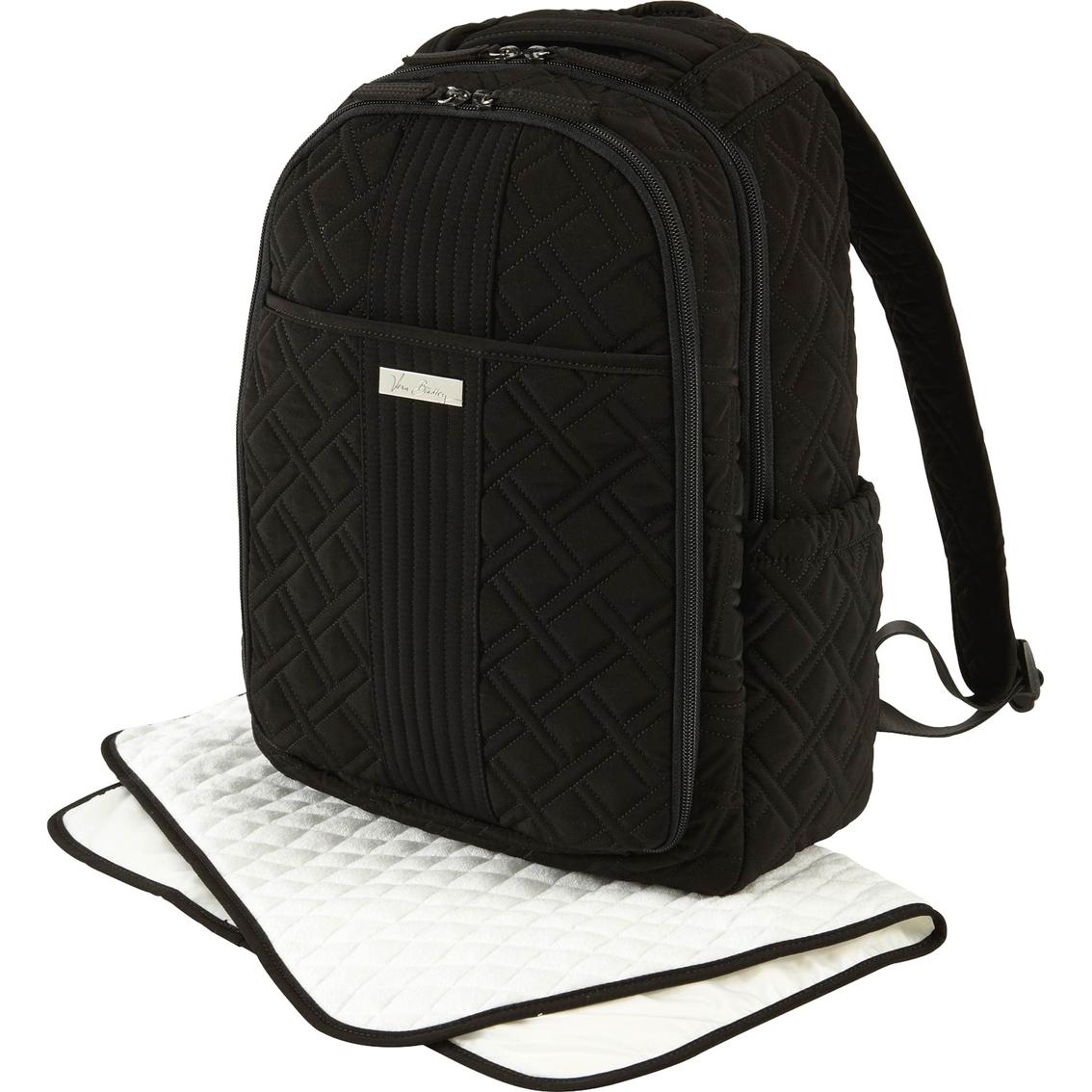 Vera Bradley Backpack Baby Bag Classic Black