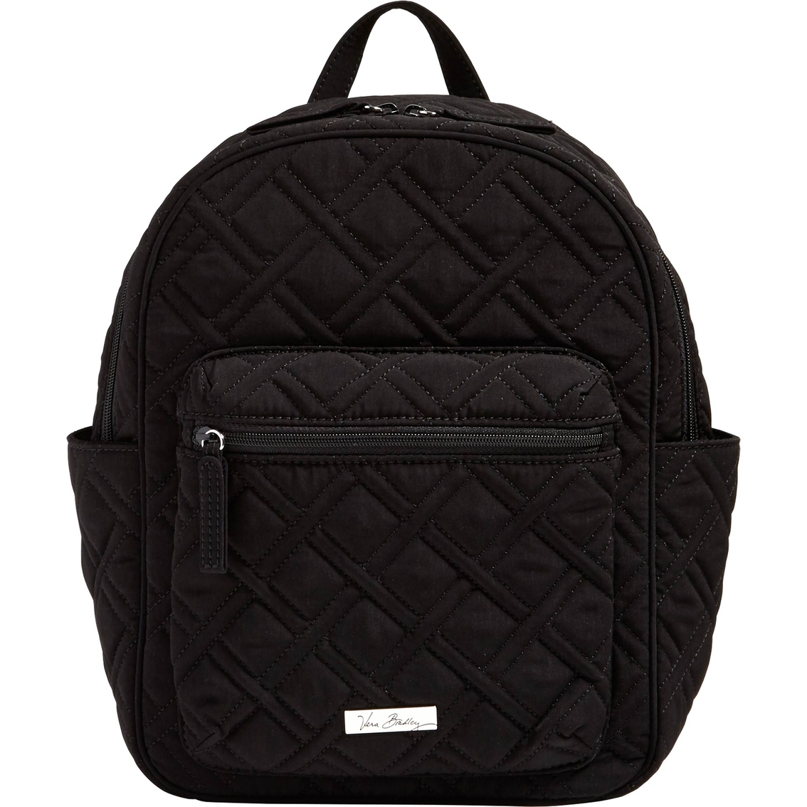 f4769c1aa398 Vera Bradley Leighton Backpack, Classic Black | Shop By Pattern ...