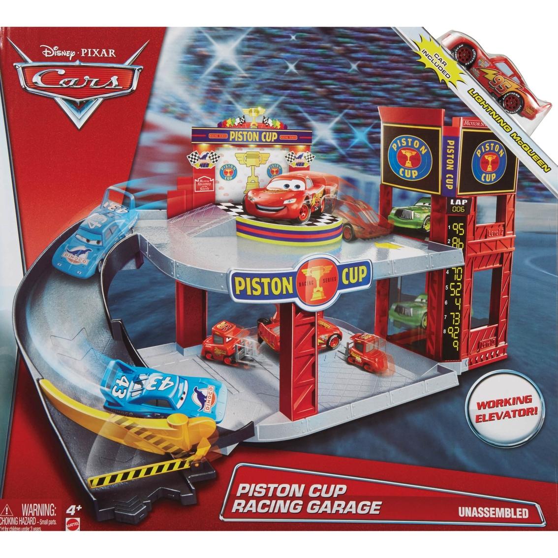 Disney Pixar Cars Piston Cup Racing Garage Specialty