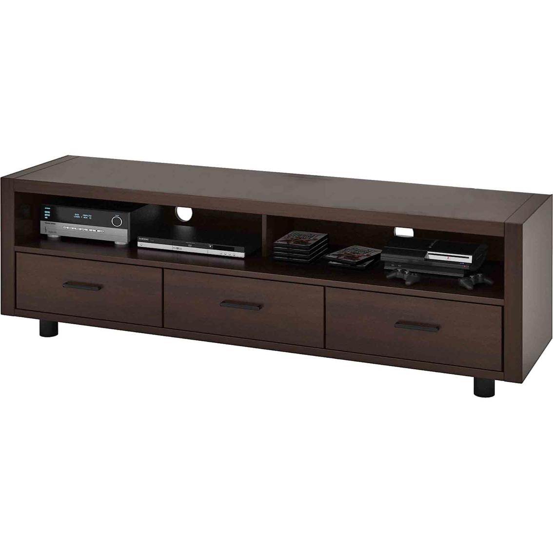 Z Line Designs Contemporary Tv Stand Media Furniture