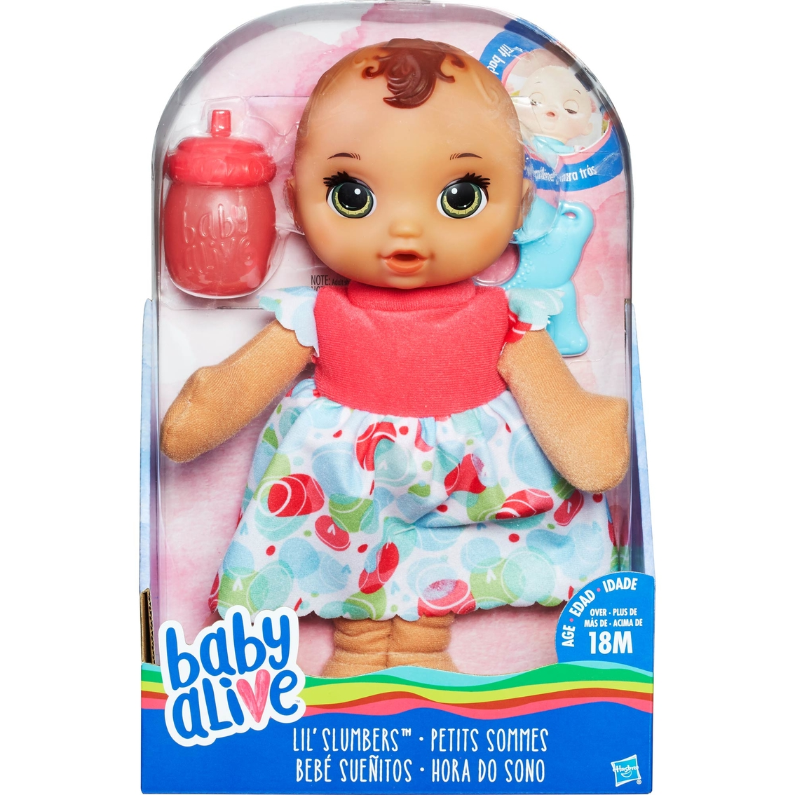 Baby Alive Lil Slumbers Brunette Dolls Baby Amp Toys
