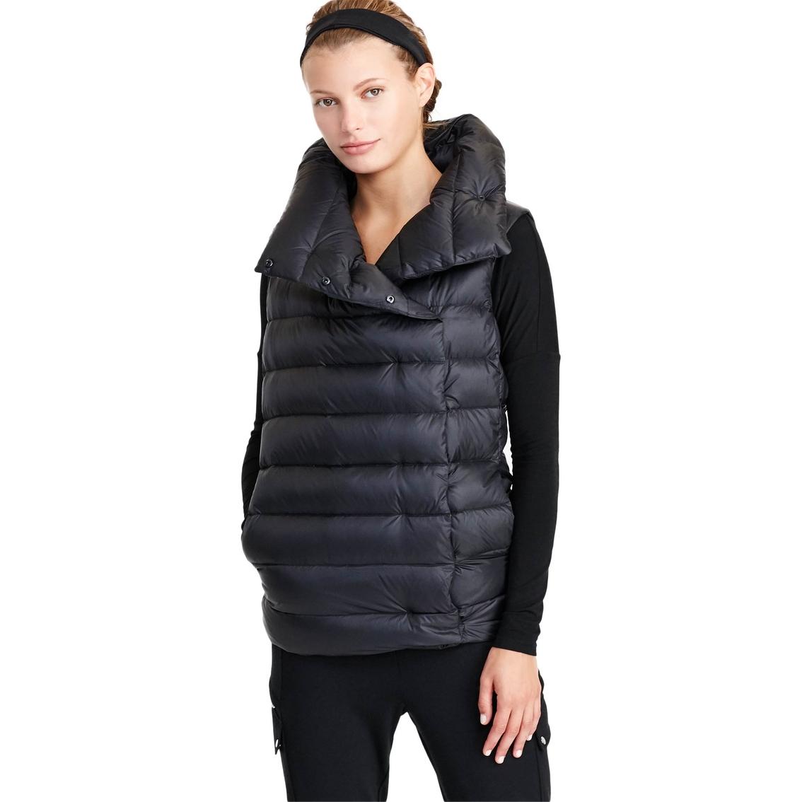 Yavros Ralph Down Funnelneck Lauren Vest H5dnwBxq6