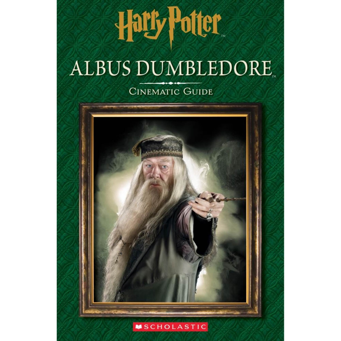 Harry Potter Book Value Guide : Albus dumbledore cinematic guide harry potter