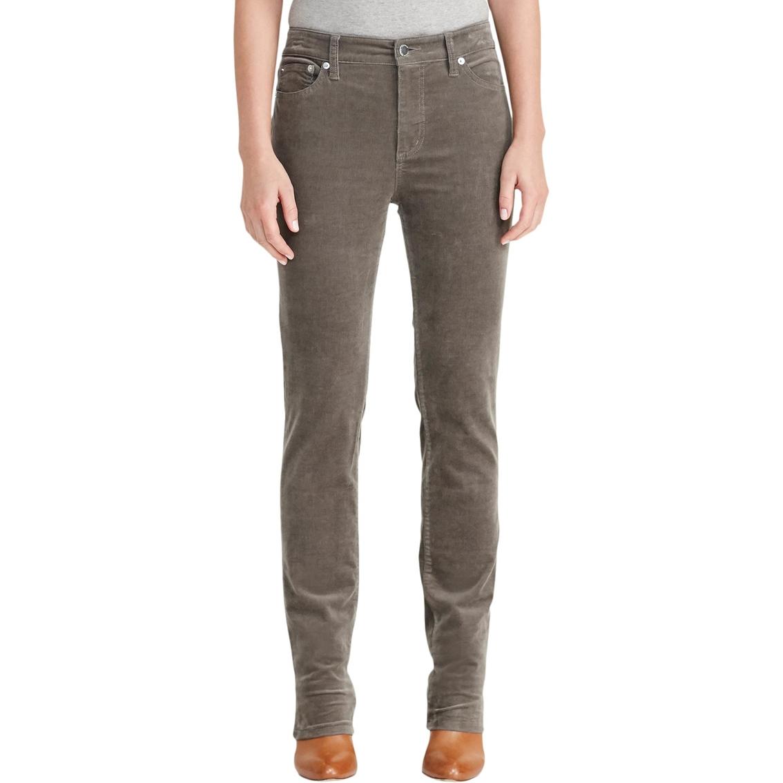 Brown corduroy pants