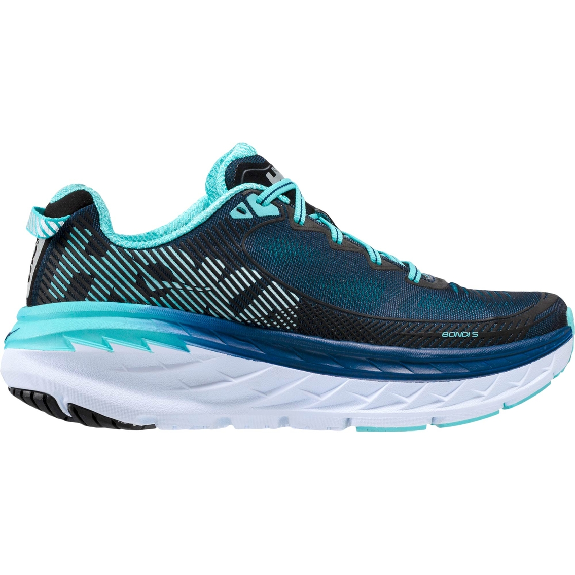 zapatos hoka one one bondi