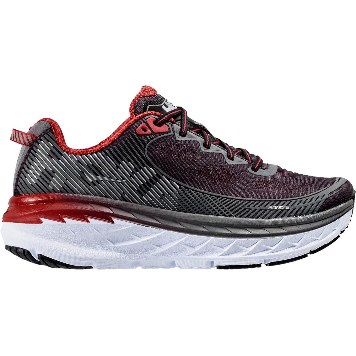 HOKA ONE ONE Men/'s Bondi 5 Running Shoe