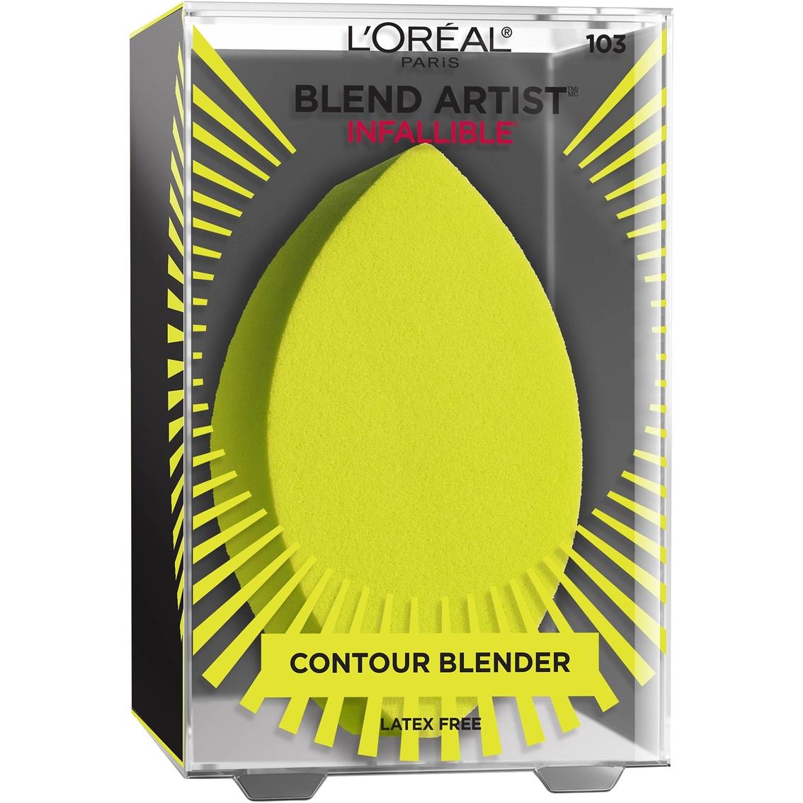 8d42ef97 L'oreal Infallible Blend Artist Contour Blender | Face & Foundation ...