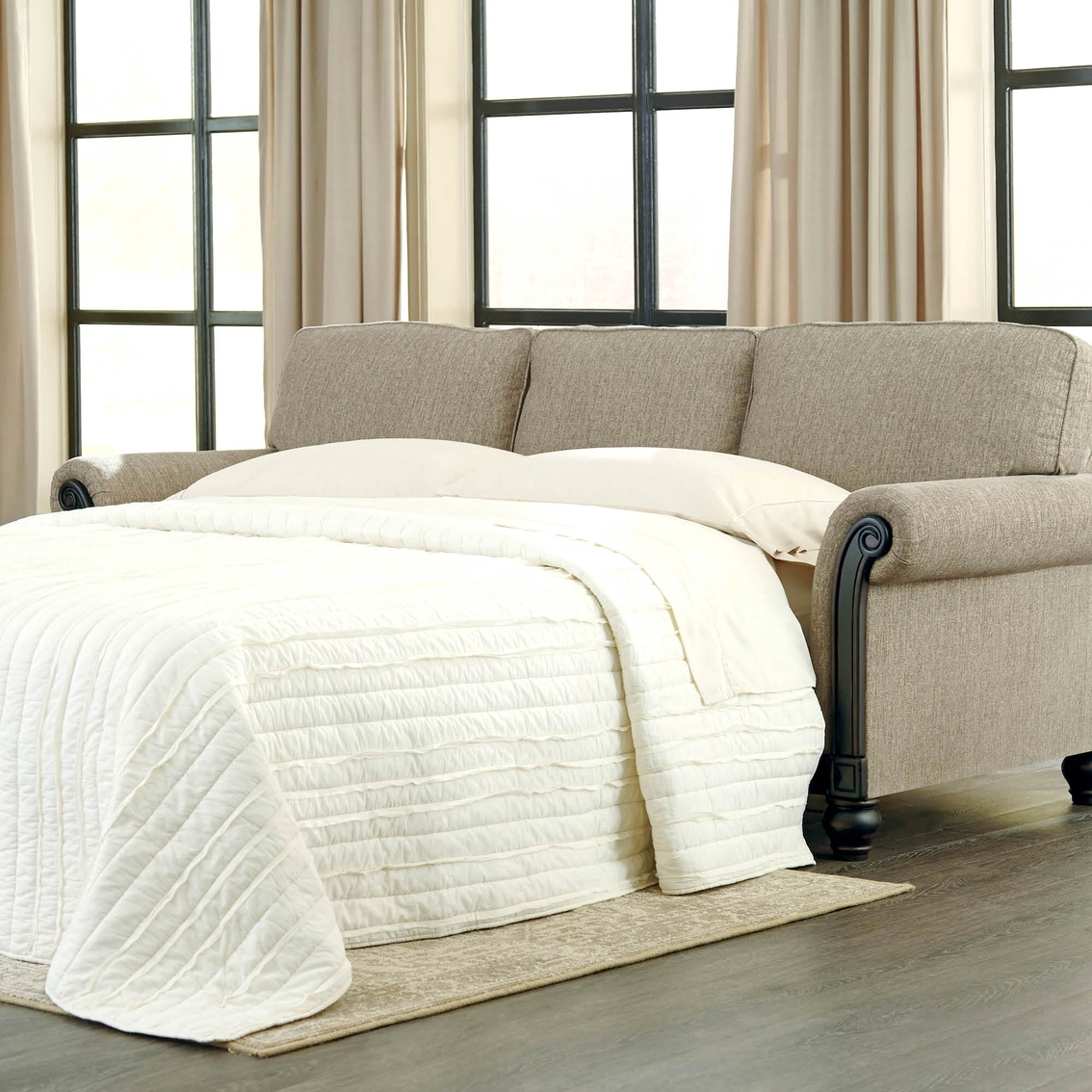 Phenomenal Signature Design By Ashley Blackwood Queen Sofa Sleeper Interior Design Ideas Truasarkarijobsexamcom