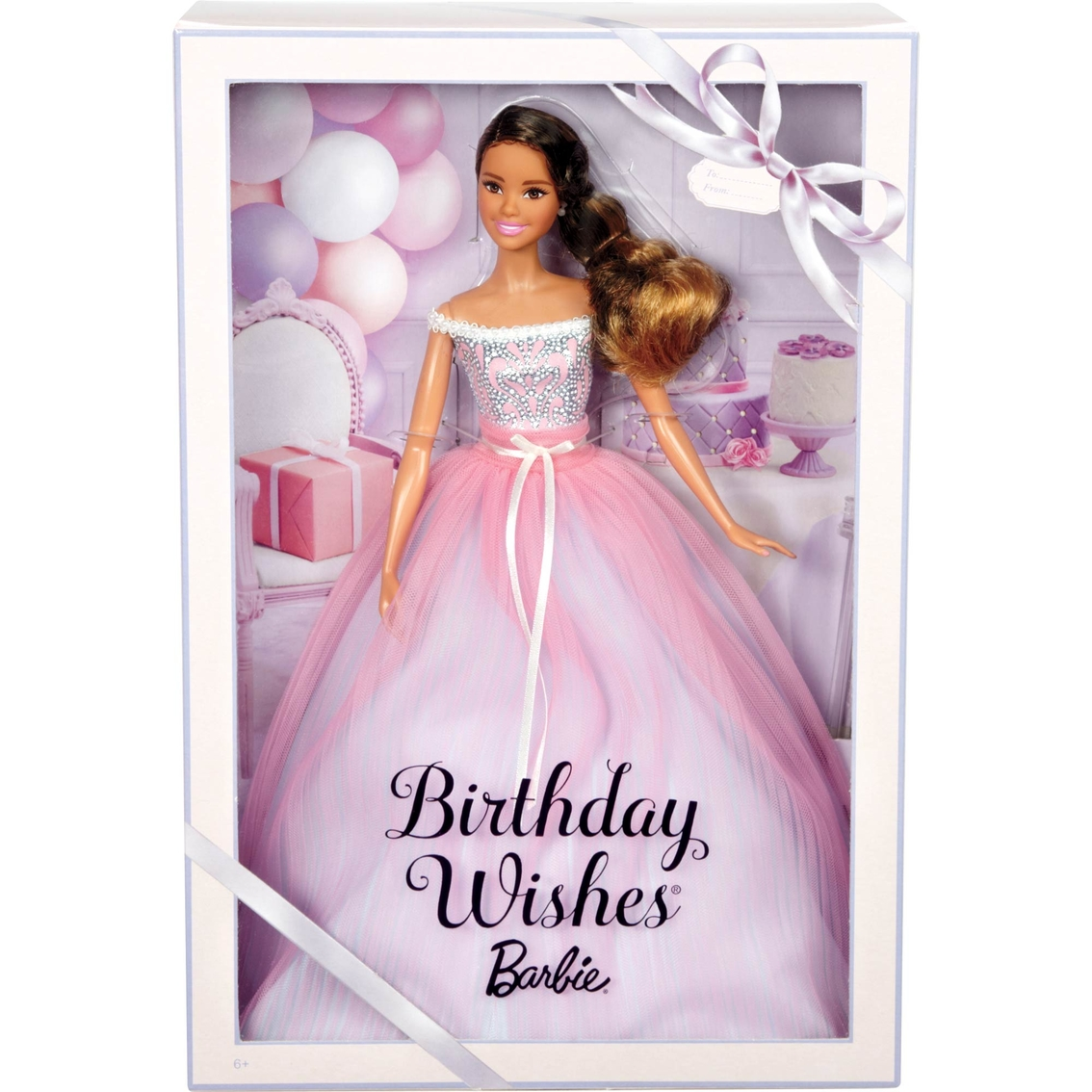371083c8431 Barbie Collector Birthday Wishes Doll