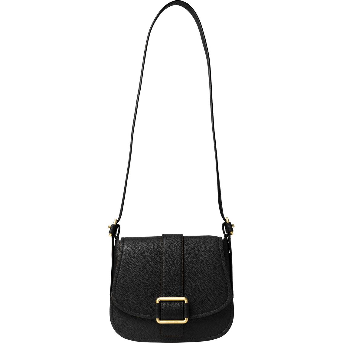 b7942382 Michael Kors Maxine Large Saddle Bag   Handbags   Shop The Exchange
