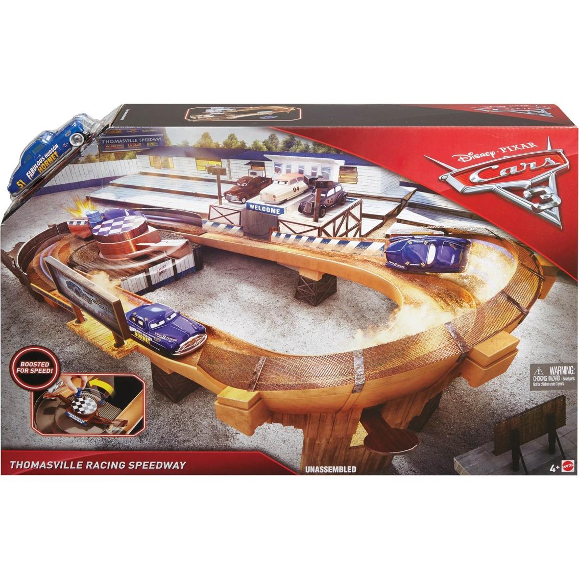 Disney Pixar Cars Thomasville Racing Sdway Track Set