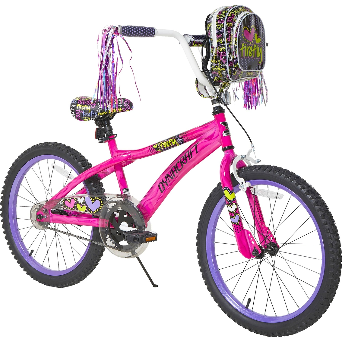 Dynacraft Girls 20 In  Firefly Bmx Bike | Kids' Bikes
