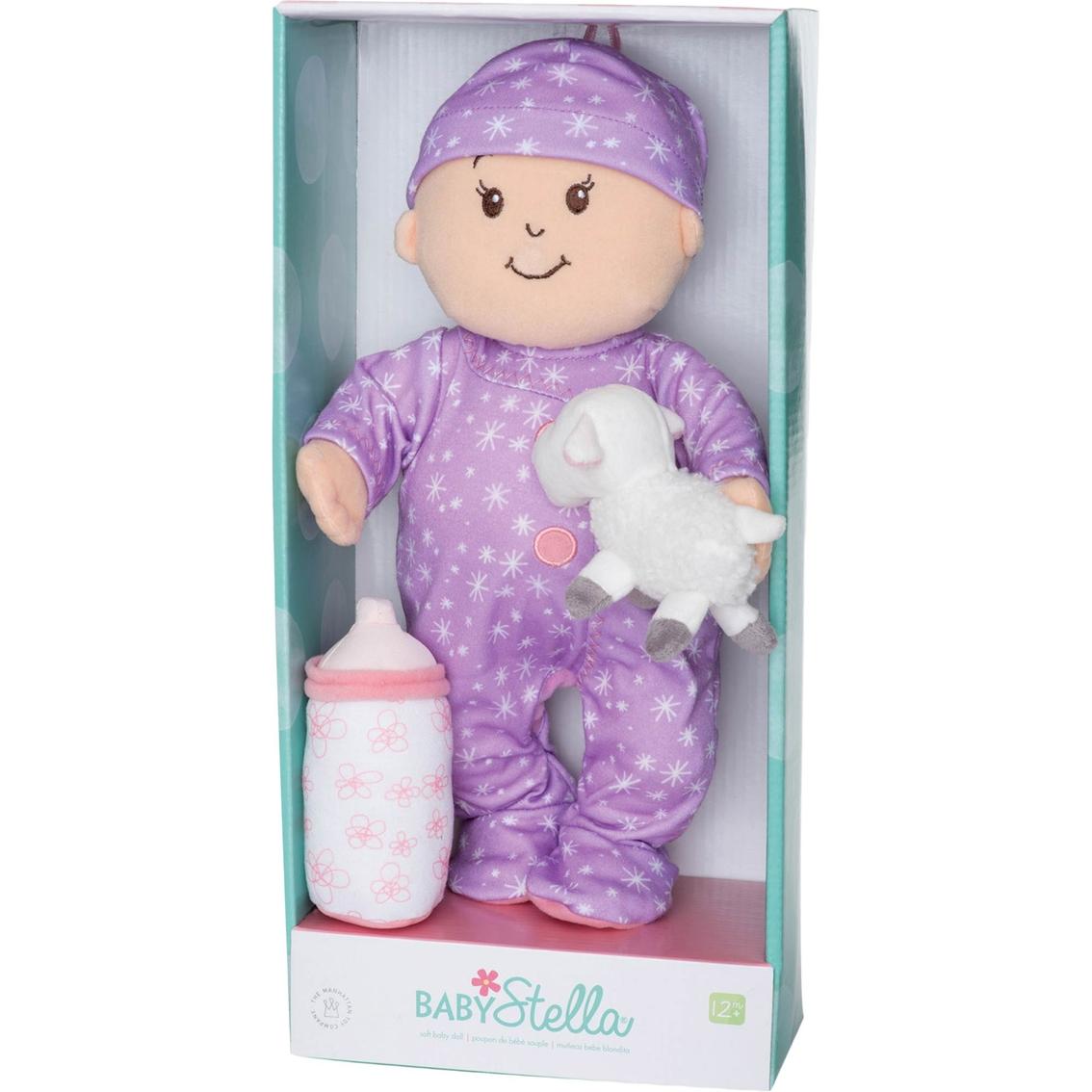 b1ca98da5728a Manhattan Toy Baby Stella Sweet Dreams Doll | Doll Accessories ...