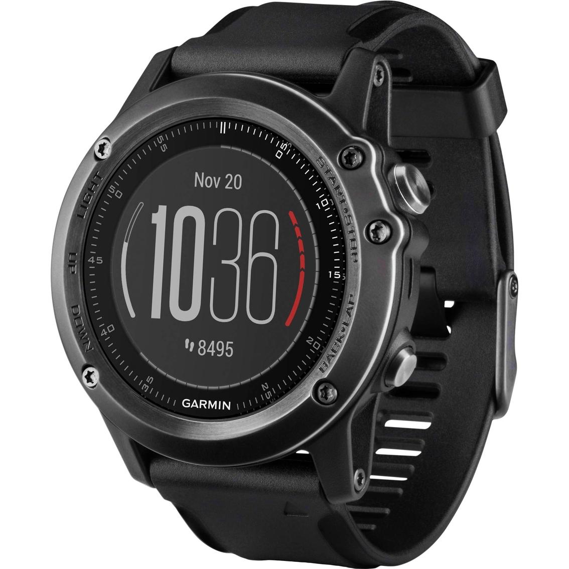 Garmin Fenix 3 Hr Gps Sports Watch Activity Trackers Pedometers