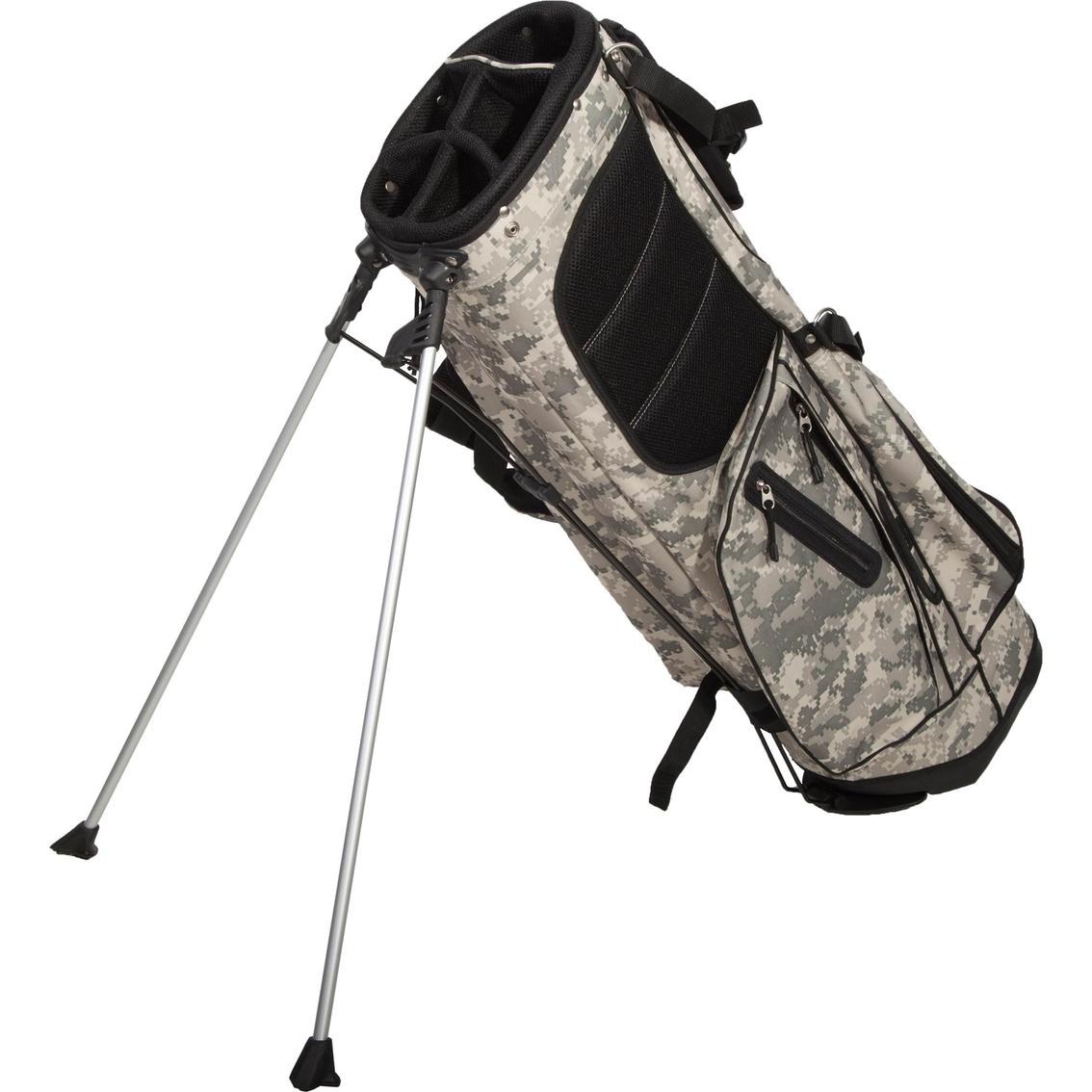 00c270ff3d1c Pinemeadow Golf Digital Camo Golf Stand Bag