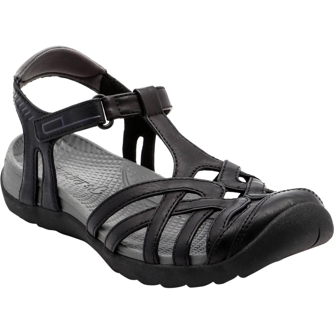 d017cd5f2c08 Baretraps Feena Closed Toe Sport Sandals