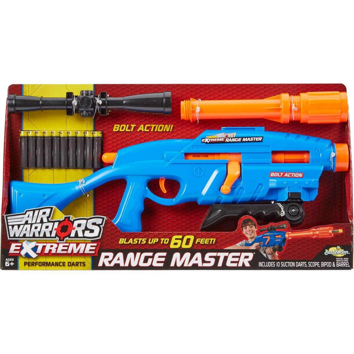 Buzz Bee Toys Air Warriors Extreme Range Master Blaster Blasters Soakers Baby Toys Shop The Exchange