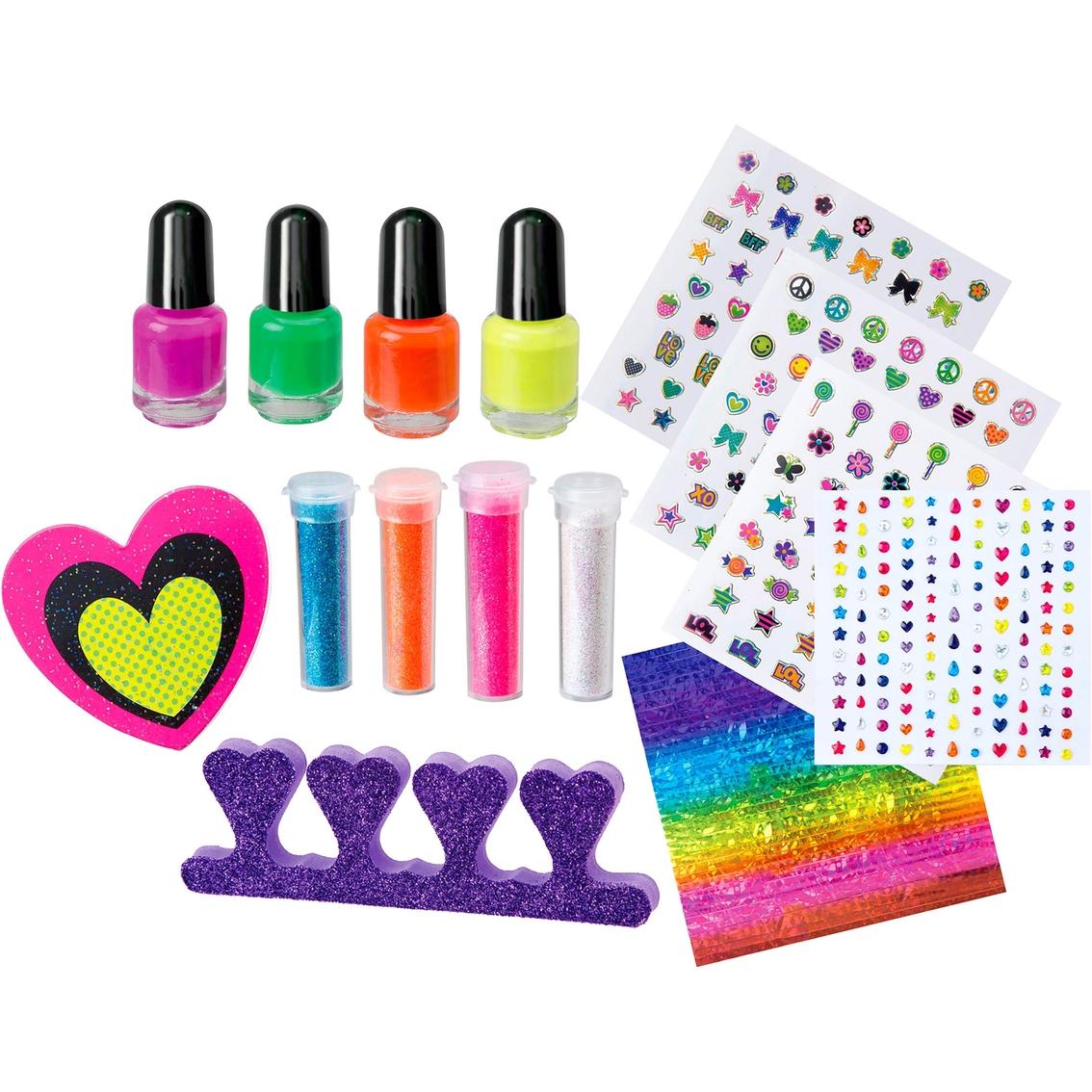 Alex Toys Spa Ultimate Nail Glam Salon Kit | Kids\' Crafts | Baby ...