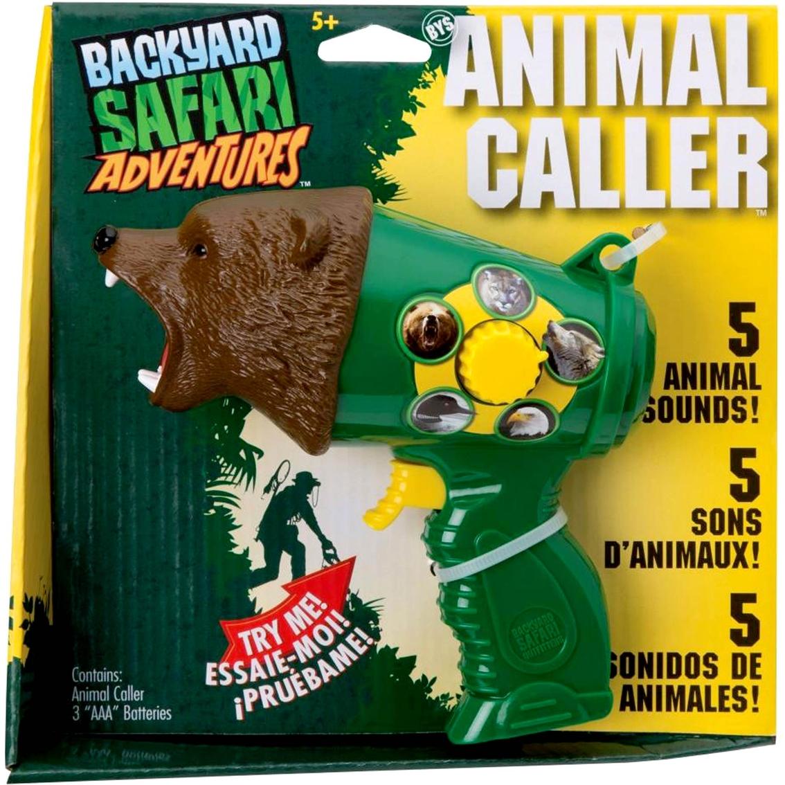 Backyard Safari Toys backyard safari animal caller | science & discovery | baby & toys