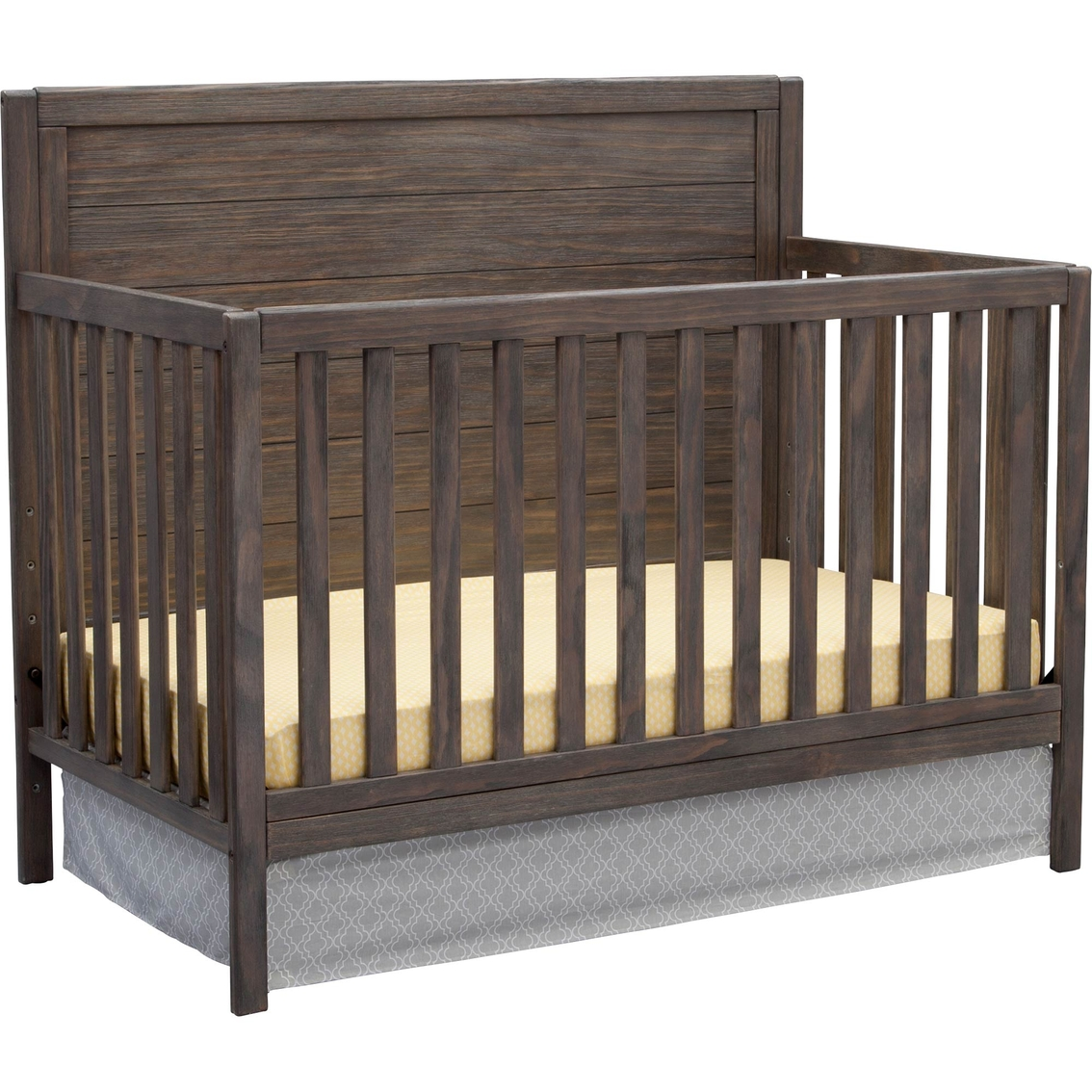 rustic stuff pembrooke crib pin convertible i natural cribs in bertini