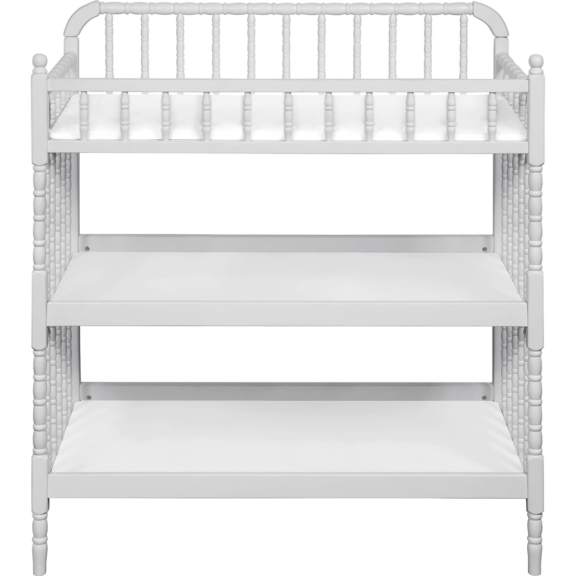 Davinci Jenny Lind Changing Table With Pad Changer