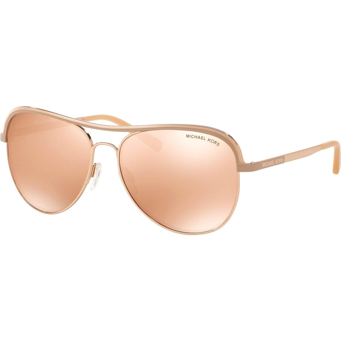 ff1c8500aa Michael Kors Aviator Sunglasses Omk 1012