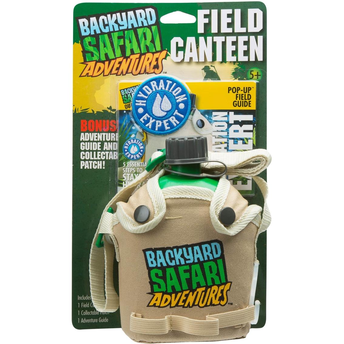 Backyard Safari Toys backyard safari field canteen | science & discovery | baby & toys