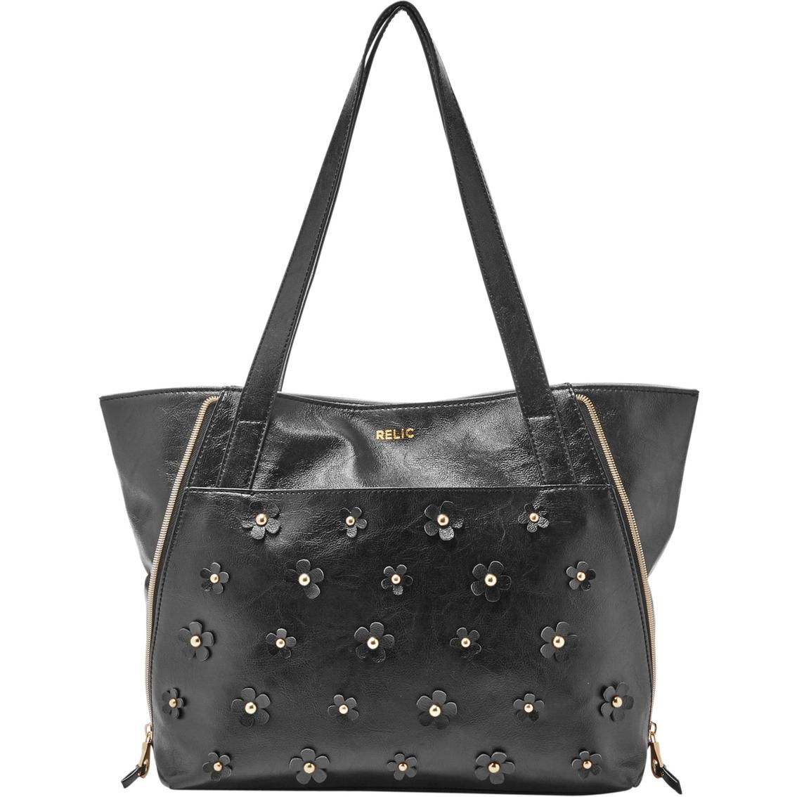 49cf313718 Relic Emma Flower Applique Tote Bag