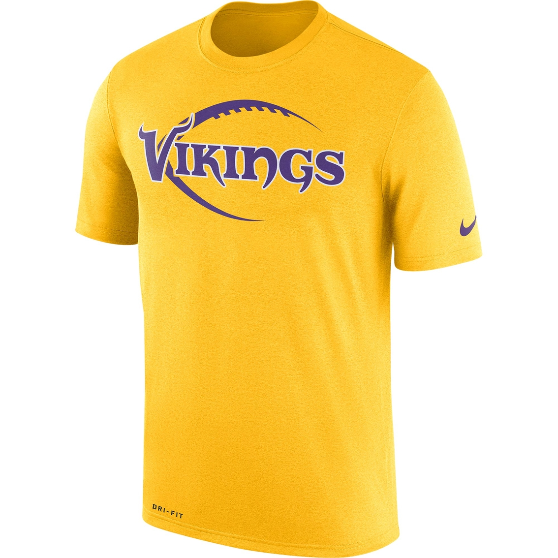 8d3c9a2de Nike Nfl Minnesota Vikings Football Icon Legend Tee